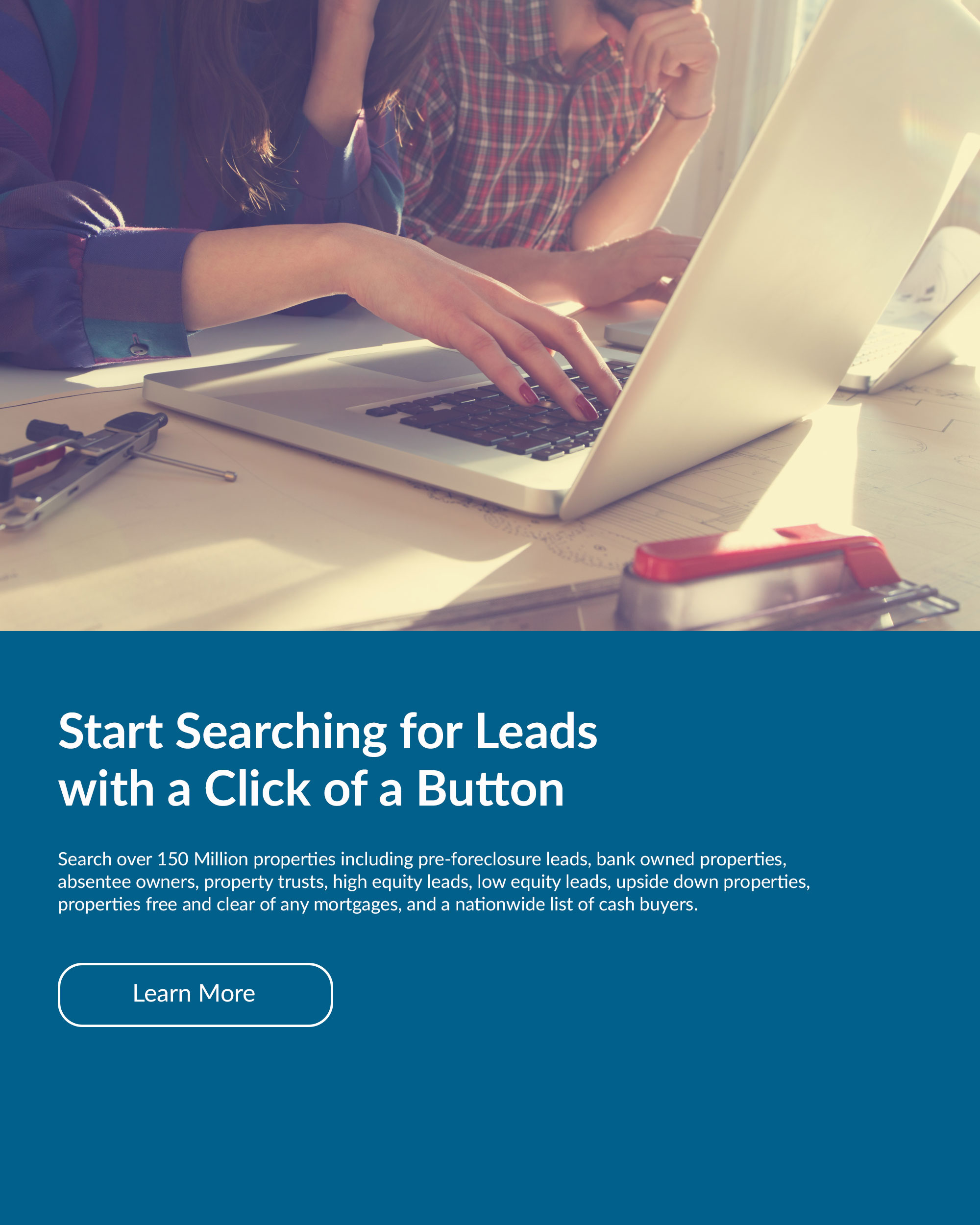 Start Searching Leads